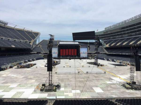 Soldier Field, section: 223, row: 5, seat: 9