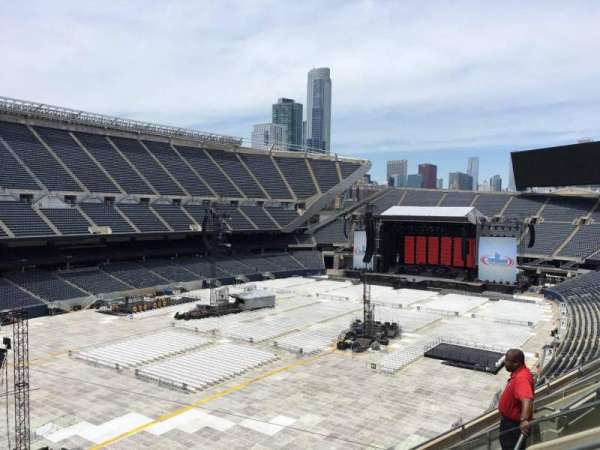 Soldier Field, section: 316, row: 7, seat: 12