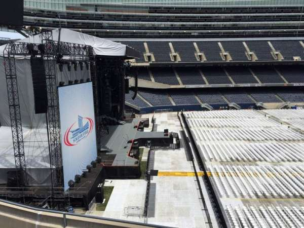 Soldier Field, section: 343, row: 5, seat: 14