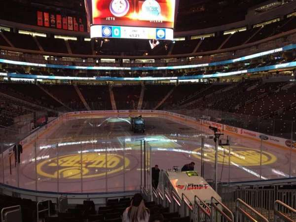 Rogers Place, section: 129, row: 14, seat: 10