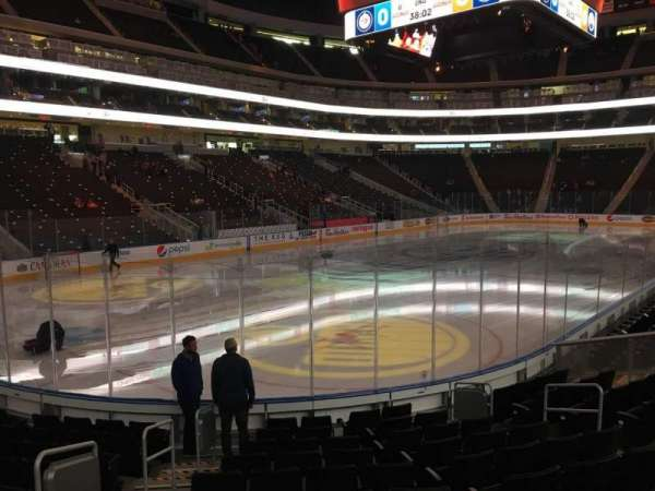 Rogers Place, section: 124, row: 11, seat: 11