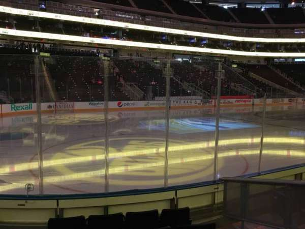 Rogers Place, section: 122, row: 6, seat: 5