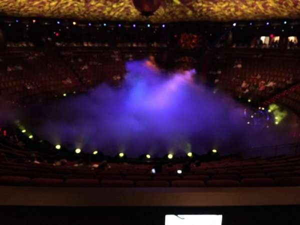Wynn Theatre, section: C, row: L, seat: 14