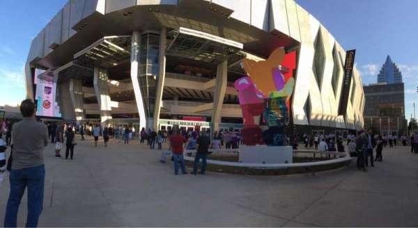 Golden 1 Center, section: Outside