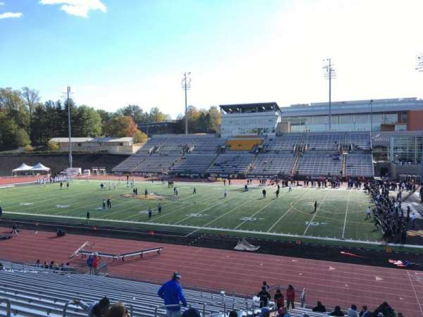 Johnny Unitas Stadium, section: 101, row: Cc, seat: 10