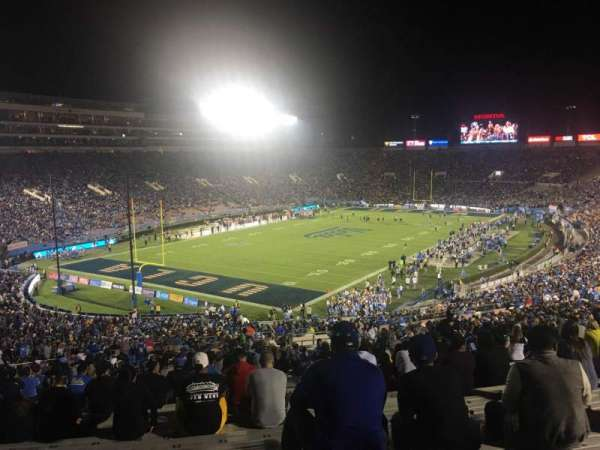 Rose Bowl, section: 28-L, row: 68, seat: 13