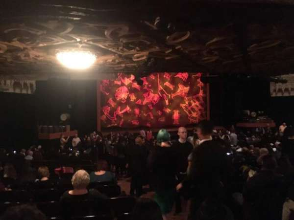 Orpheum Theatre (San Francisco), section: Orchestra R, row: Cc, seat: 8