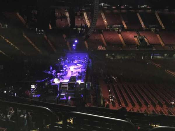 The Forum, section: 224, row: Aca, seat: 7