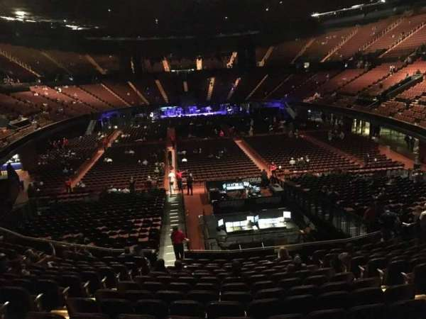 The Forum, section: 136, row: 14, seat: 6