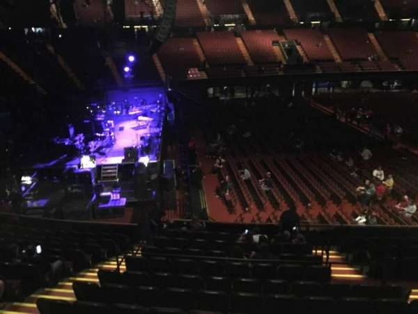 The Forum, section: 125, row: 12, seat: 6
