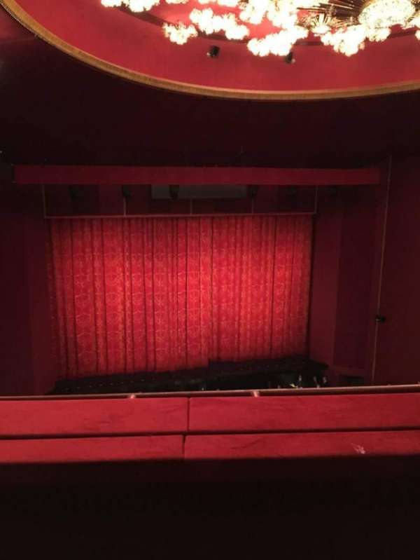 The Kennedy Center Opera House, section: Tier 2 LC, row: B, seat: 107