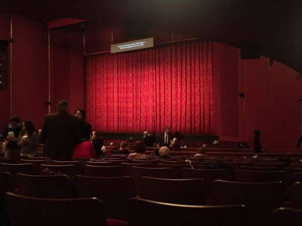 The Kennedy Center Opera House, section: Orchestra R, row: Dd, seat: 16