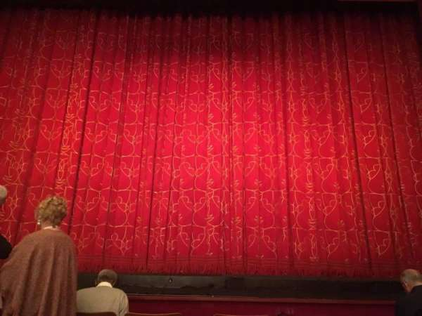 The Kennedy Center Opera House, section: Orch, row: L, seat: 109