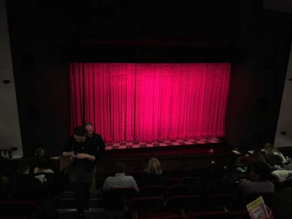 Walnut Street Theatre, section: Mez Center, row: J, seat: 115