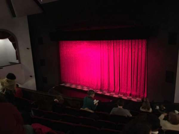 Walnut Street Theatre, section: Mez R, row: H, seat: 308