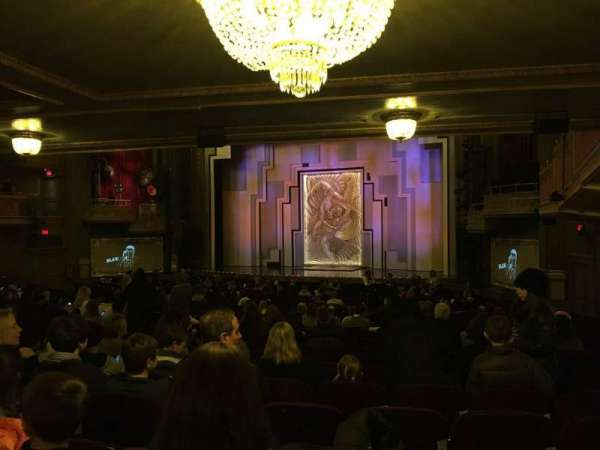 Lyric Theatre, section: Orch Right, row: Zz, seat: 22