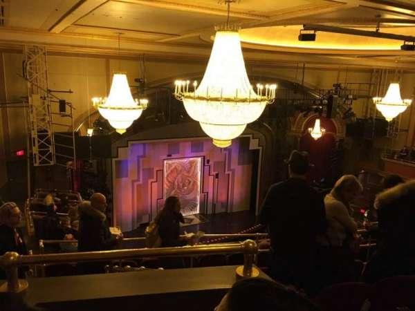 Lyric Theatre, section: Balc L, row: H, seat: 27