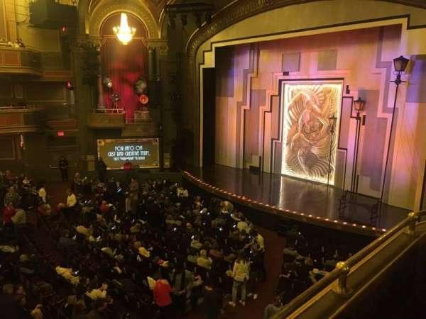Lyric Theatre, section: Dreas Circle, row: Box C