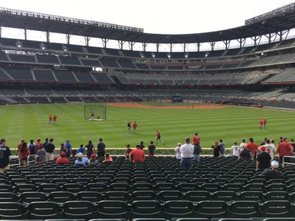 Truist Park, section: 150, row: 20, seat: 13