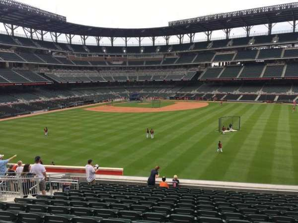 SunTrust Park, section: 153, row: 21, seat: 13