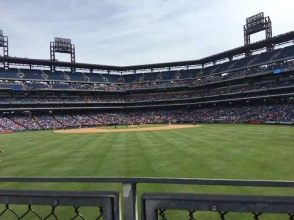 Citizens Bank Park, section: 147, row: 4, seat: 12