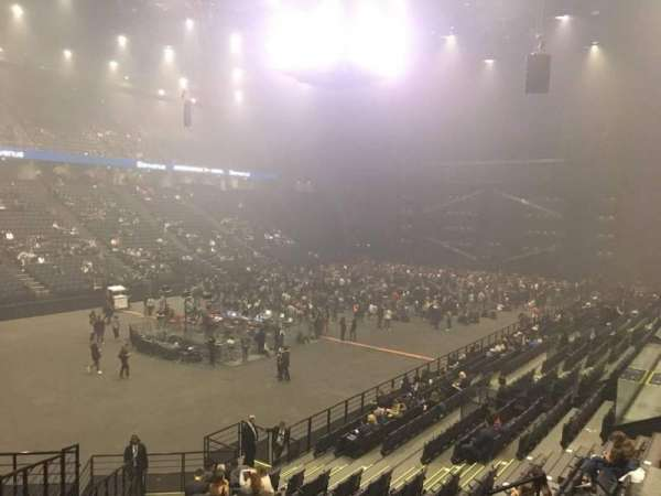 AccorHotels Arena, section: C, row: 9, seat: 11
