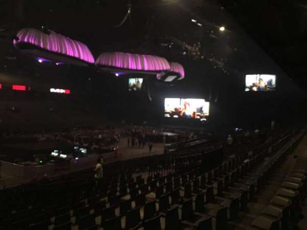 Sportpaleis, section: 123, row: 23, seat: 1