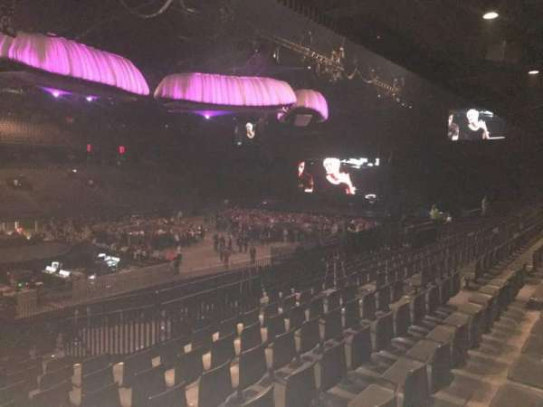 Sportpaleis, section: 122, row: 34, seat: 7