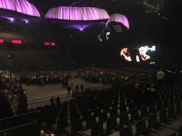 Sportpaleis, section: 120, row: 31, seat: 3