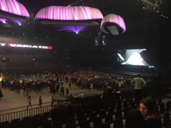 Sportpaleis, section: 119, row: 28, seat: 6