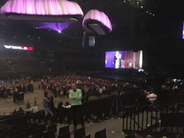 Sportpaleis, section: 118, row: 28, seat: 6
