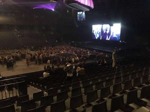 Sportpaleis, section: 117, row: 34, seat: 6