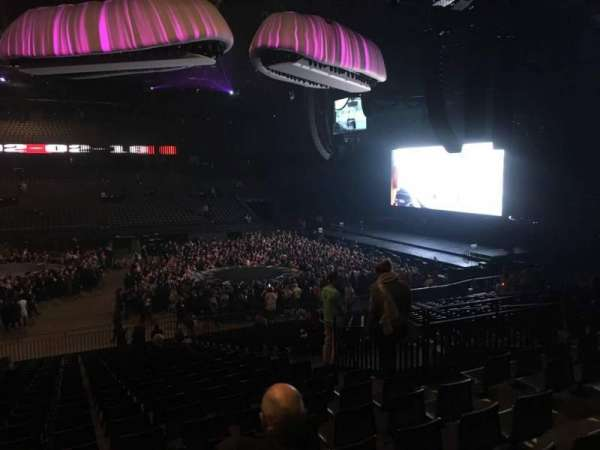 Sportpaleis, section: 116, row: 34, seat: 7