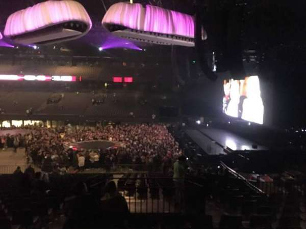 Sportpaleis, section: 113, row: 34, seat: 3