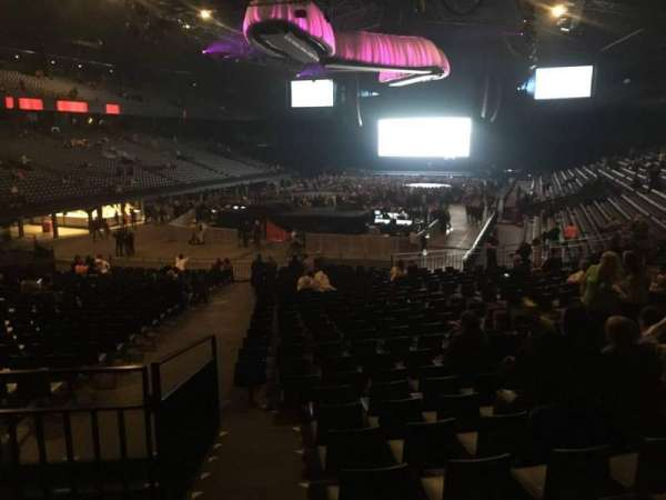 Sportpaleis, section: 129, row: 31, seat: 3