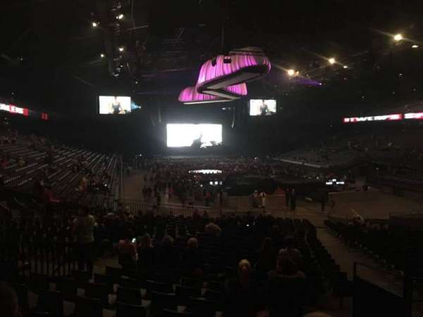 Sportpaleis, section: 138, row: 32, seat: 4