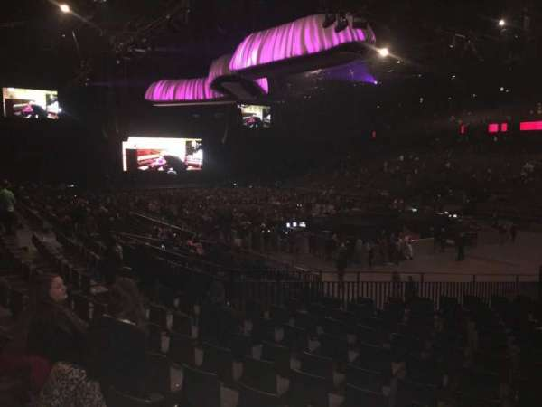 Sportpaleis, section: 142, row: 29, seat: 3