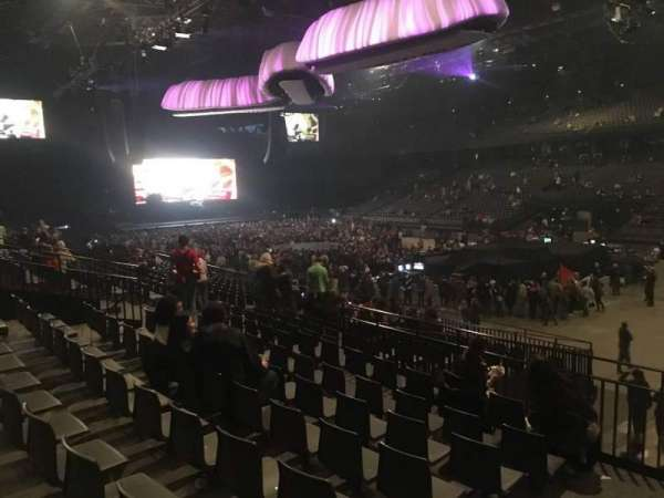 Sportpaleis, section: 143, row: 29, seat: 2