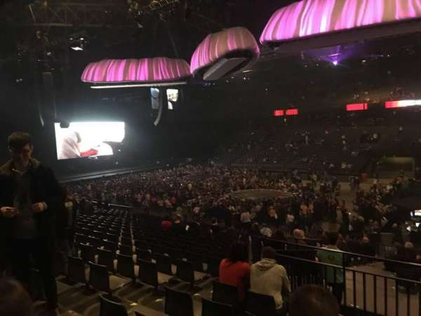 Sportpaleis, section: 147, row: 33, seat: 5