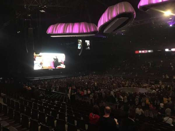 Sportpaleis, section: 148, row: 27, seat: 4