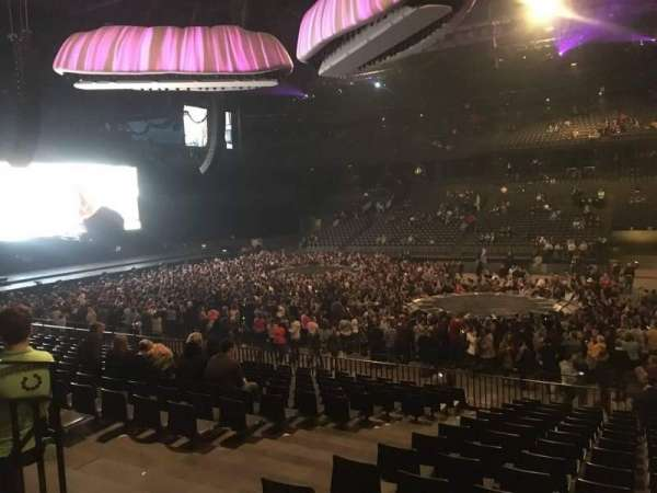 Sportpaleis, section: 149, row: 27, seat: 5