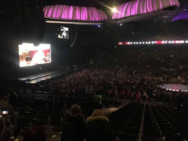 Sportpaleis, section: 151, row: 35, seat: 4