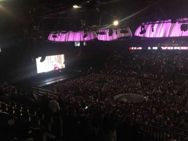 Sportpaleis, section: 244, row: 8, seat: 1