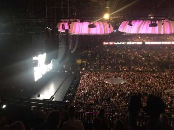 Sportpaleis, section: 251, row: 7, seat: 1