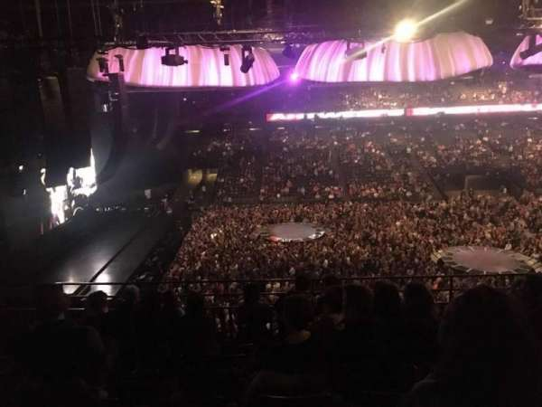 Sportpaleis, section: 250, row: 8, seat: 5