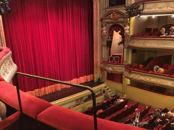 Théâtre Royal du Parc, section: Deuxième Balcon, row: B, seat: 23