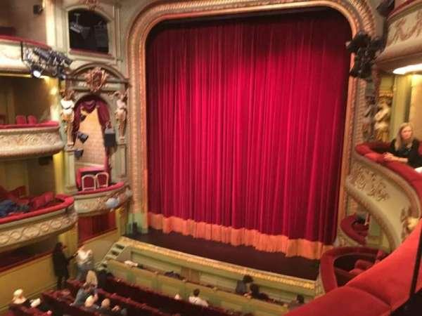 Théâtre Royal du Parc, section: Deuxième Balcon, row: B, seat: 28