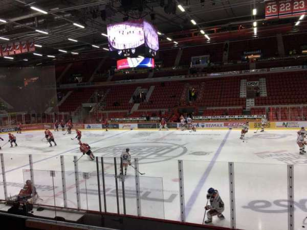 Helsingin Jaahalli Section A5 Home Of Hifk