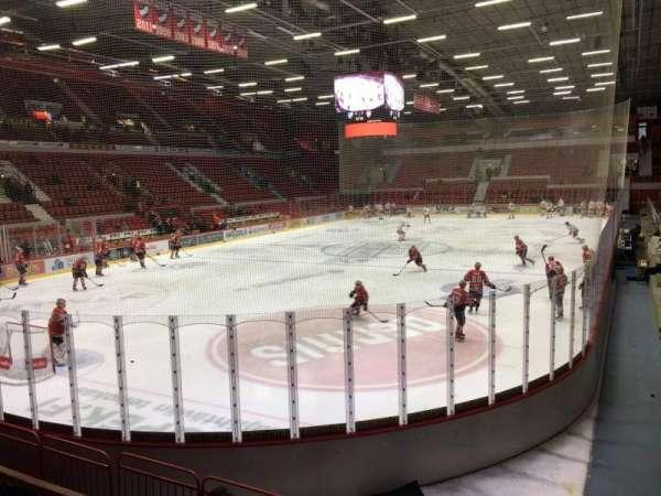 Helsingin Jäähalli, section: D5, row: 2, seat: 9