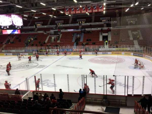 Helsingin Jäähalli, section: C5, row: 14, seat: 170